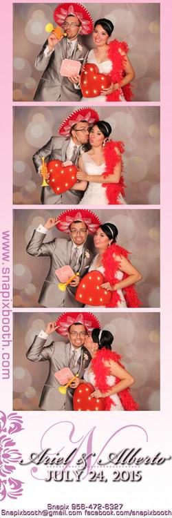Albert & Ariel Wedding