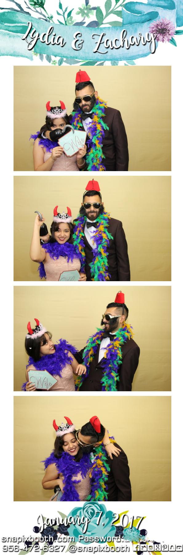 Zachary & Lydia