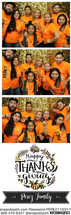 Perez Family Reuion