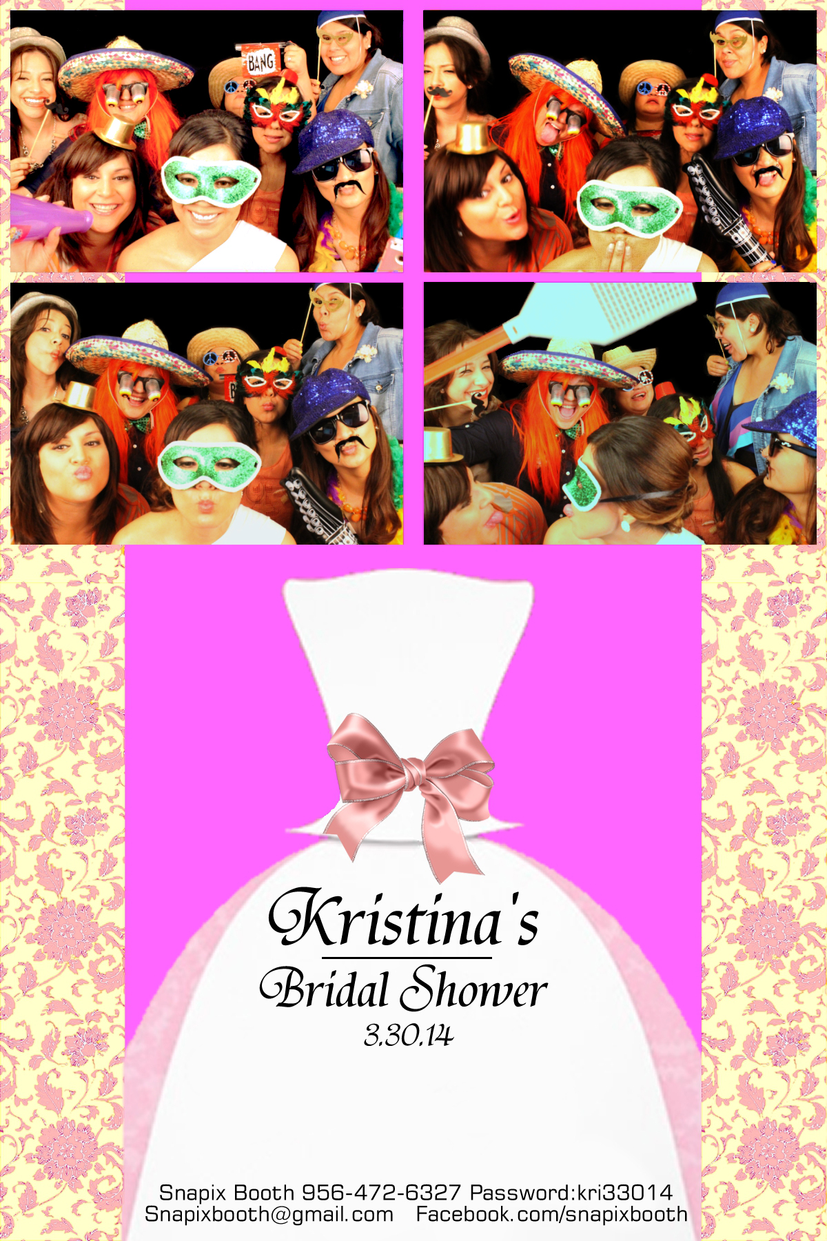 Kristina's Bridal Shower