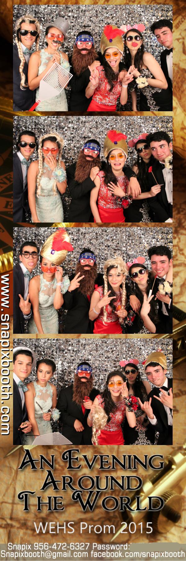 Weslaco East HS Prom 2015