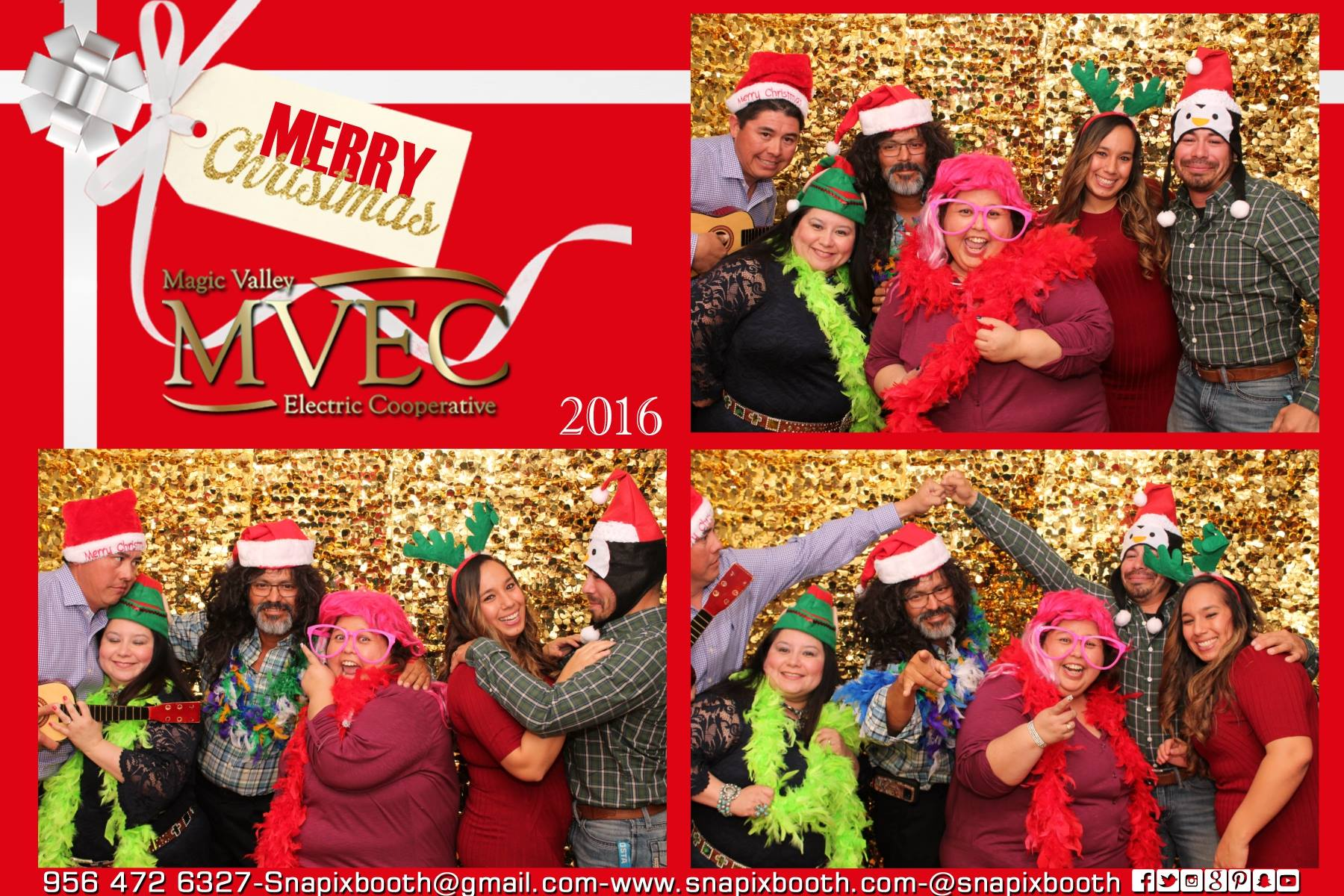 MVEC Christmas Party 2016