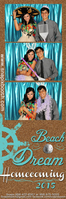 Harlingen South HS Homecoming 2015