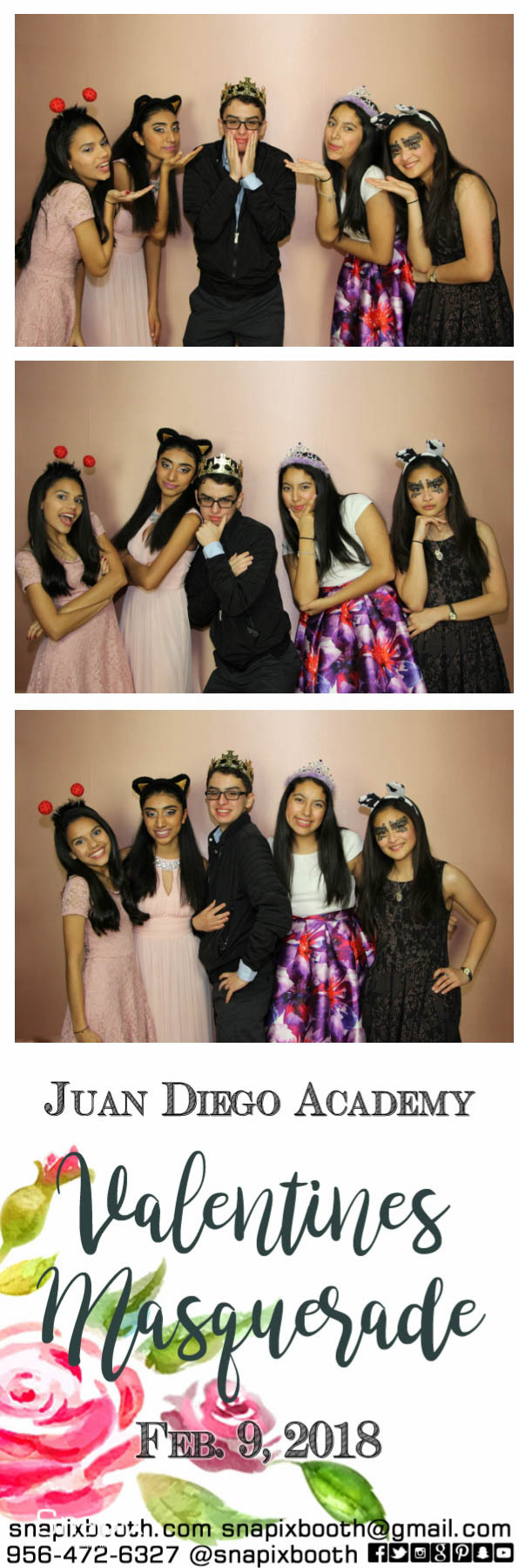 Juan Diego Academy Valentines