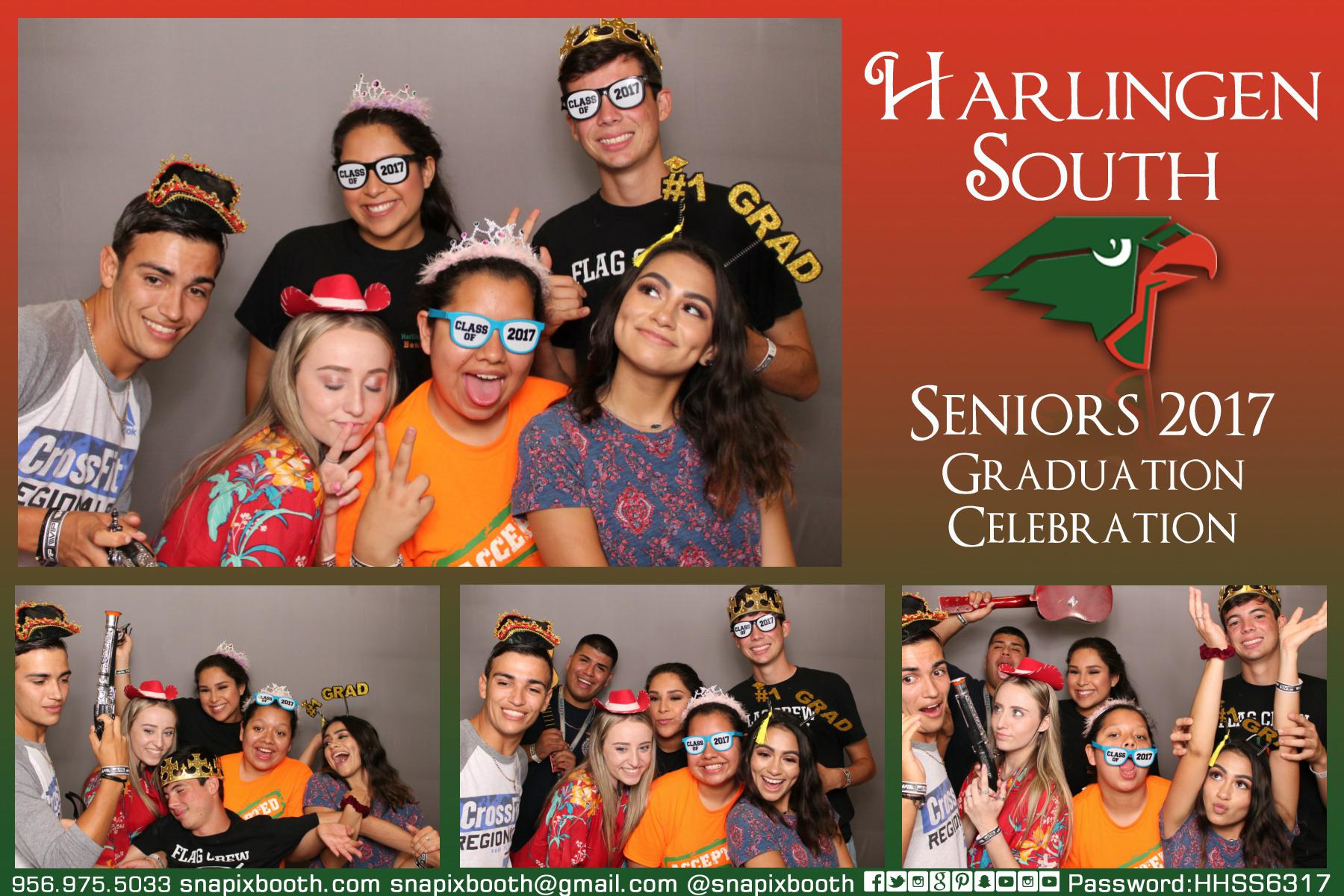 Harlingen HS South Seniors 2017
