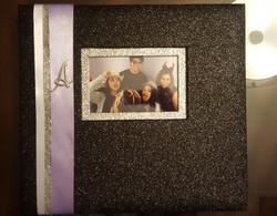Custom Photo Booth Scrapbook