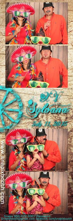 Sylvana's 15th