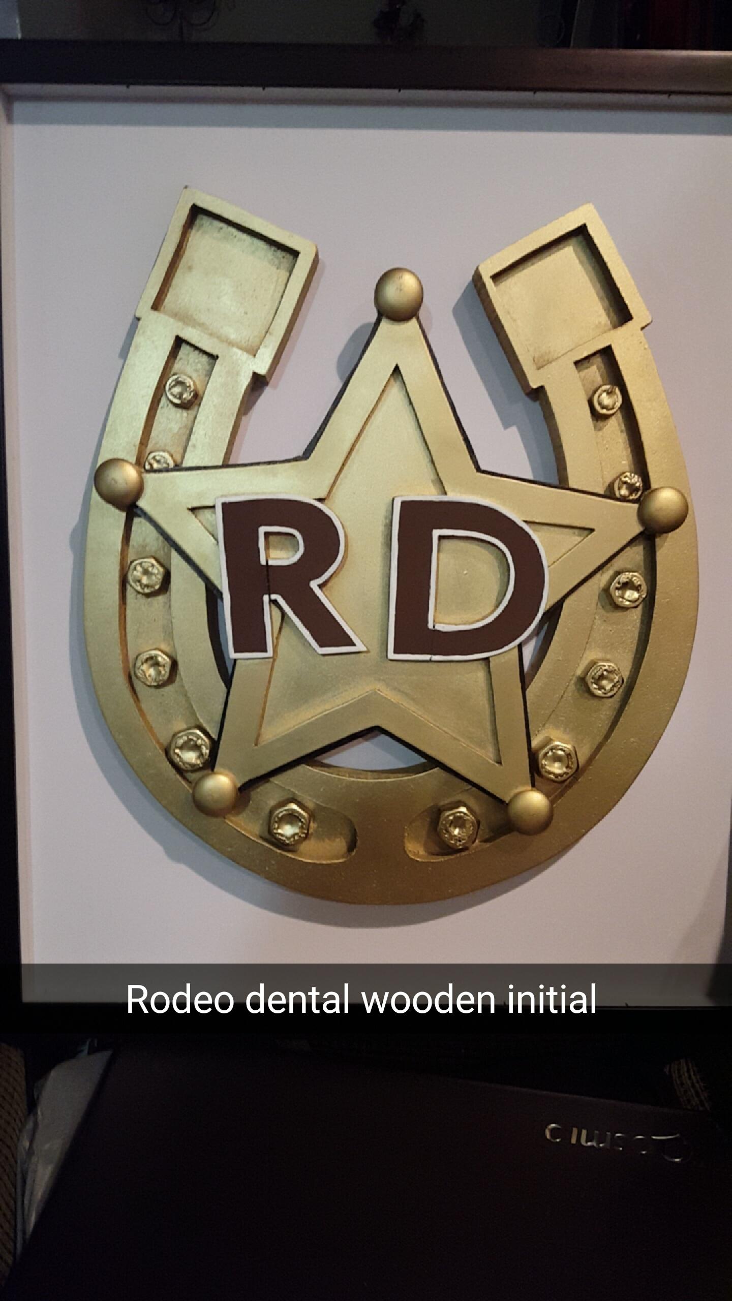 Wooden Business Logo