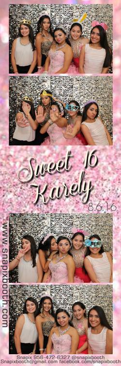 Karely Sweet 16