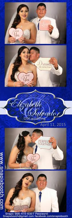 Elizabeth & Salvador Wedding