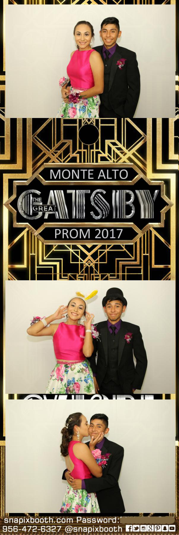 Monte Alto HS Prom 2017