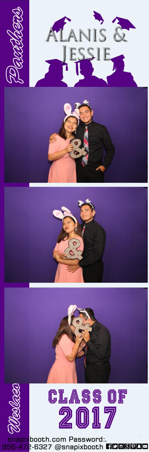 Alanis & Jesse Grad Party