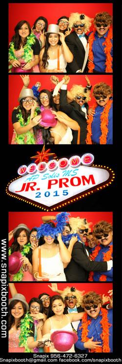 A.P. Solis Jr. Prom 2015