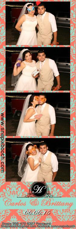 Carlos & Brittany Wedding