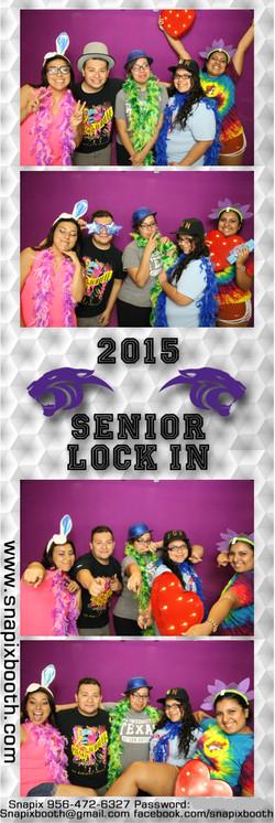Weslaco HS Lock In 2015
