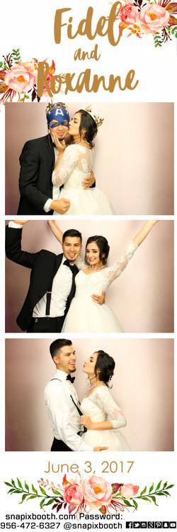 Roxanne & Fidel Wedding