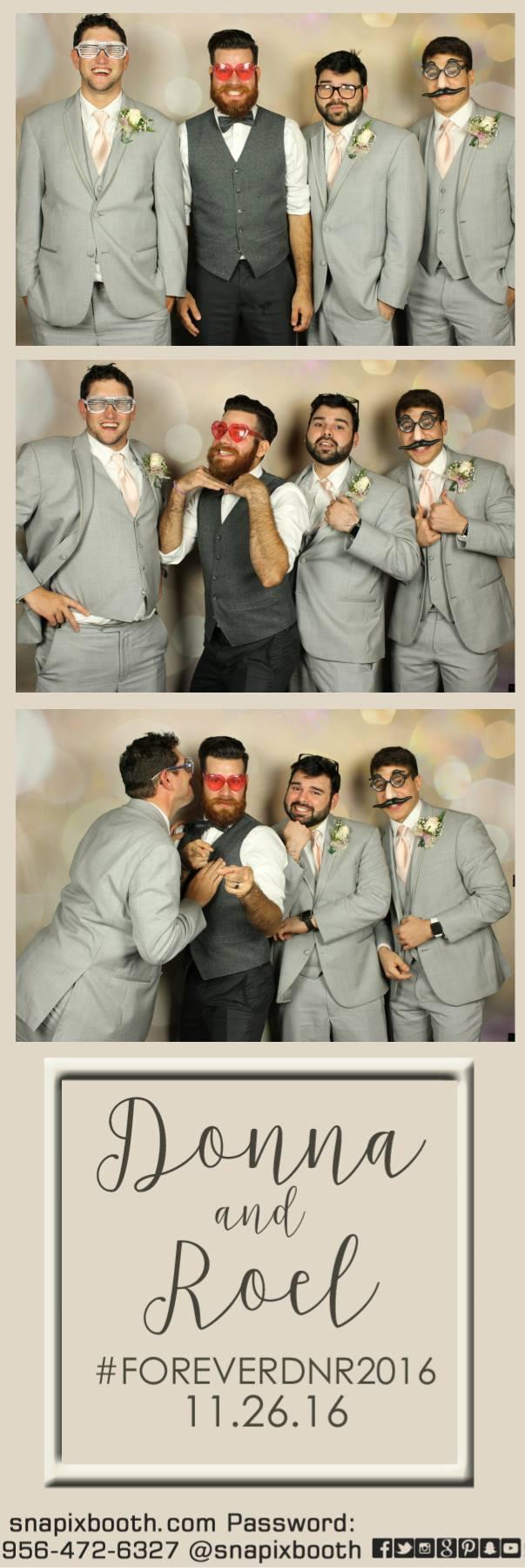 Wedding Photo Strip