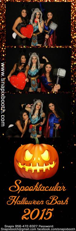 Spooktacular Halloween Bash 2015