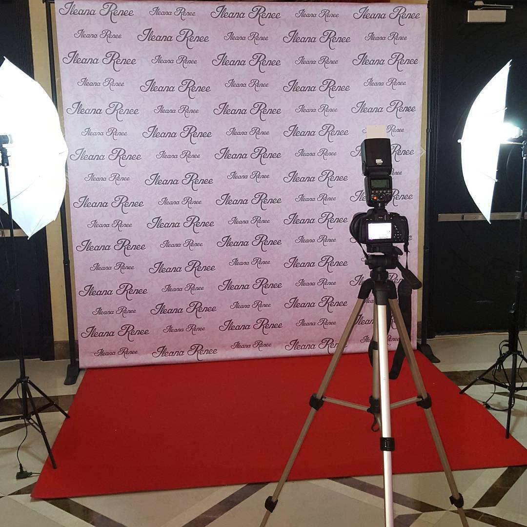 Red Carpet Event Banners