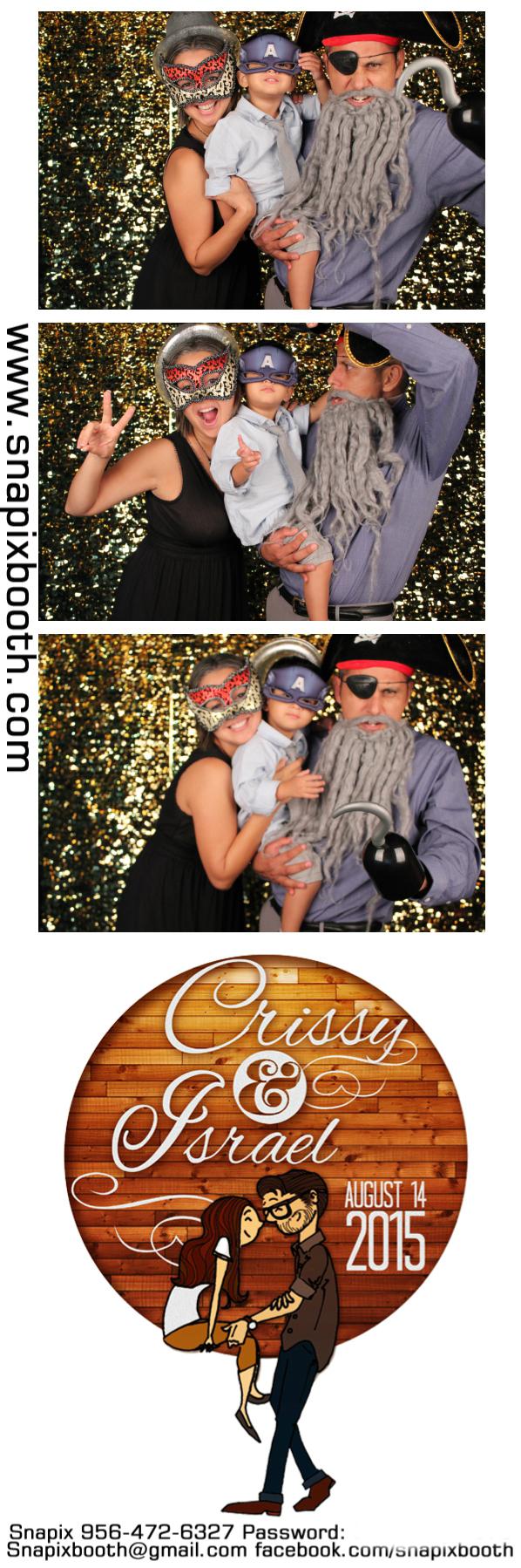 Crissy & Israel Wedding