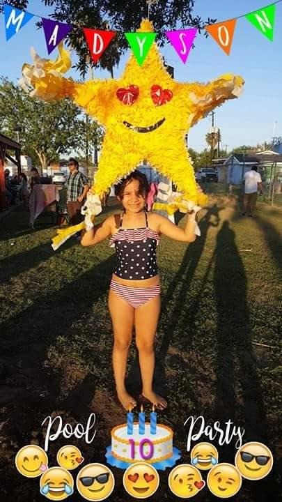 Emoji Birthday Filter