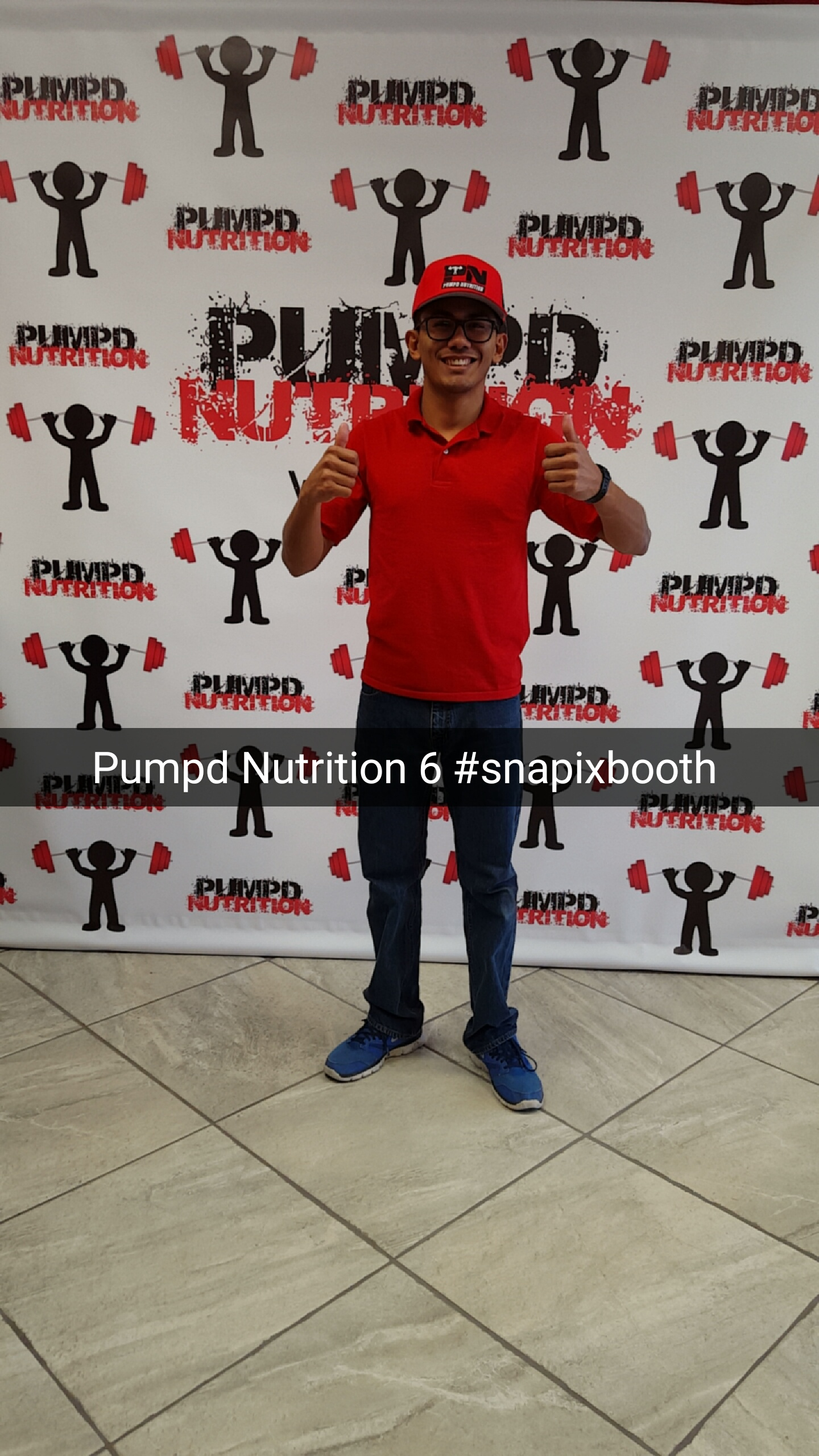 Pumpd Nutrition 6 Vinyl Banner