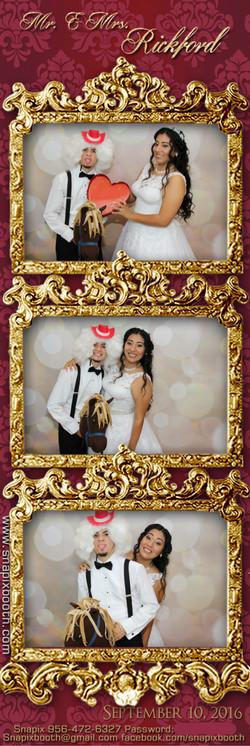 Carlos & Coralee Rickford