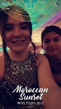 Snapchat WHS Prom