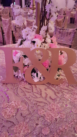 Wedding Wooden Guest Sign In