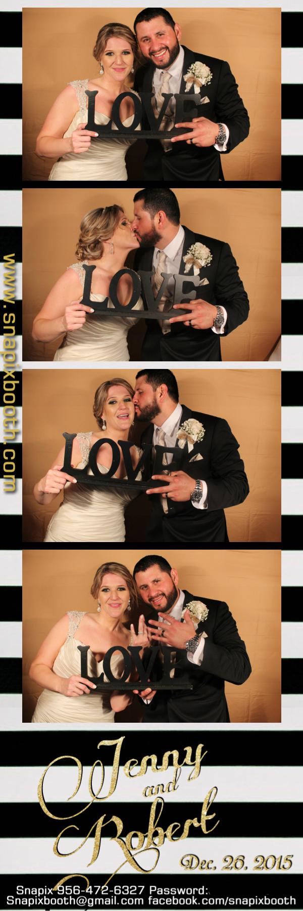 Jennifer & Robert Wedding