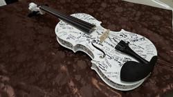Violin Guest Book