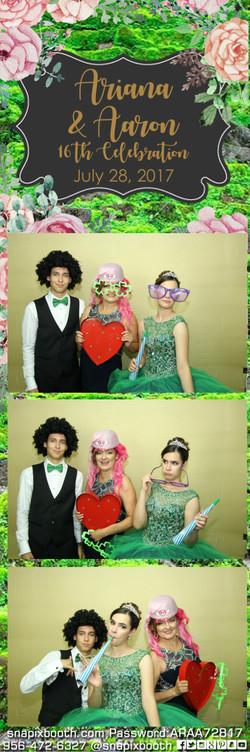 Aaron & Ariana Sixteenth Celebration