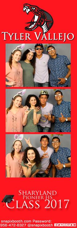 Tyler's Grad Party