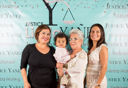 Justice Linda Yanez Banner