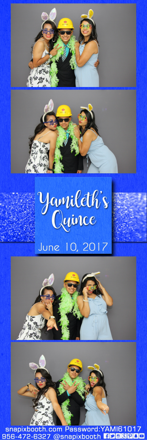 Yamileth's Quince