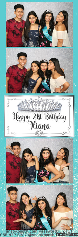 Iliana's 21st Bday