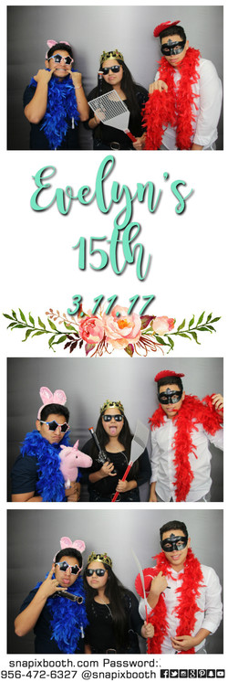 Evelyn's 15th