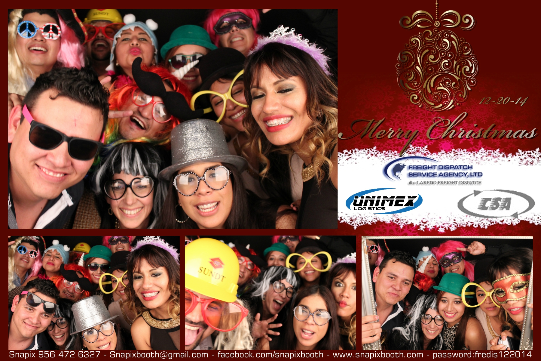 Freight Company Christmas Party