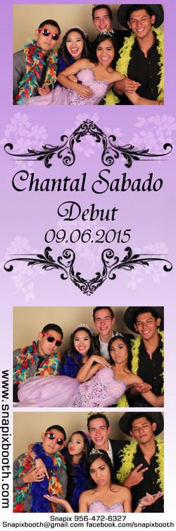 Chantal's Debut