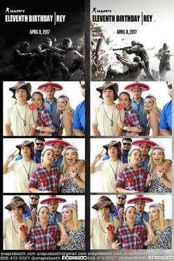 Rainbow Six Photo Strips