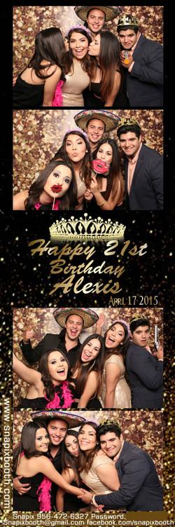 Alexis 21st Birthday