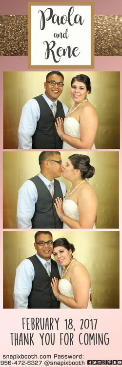 Paola & Rene Wedding