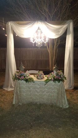 Wedding Arches by Snapix