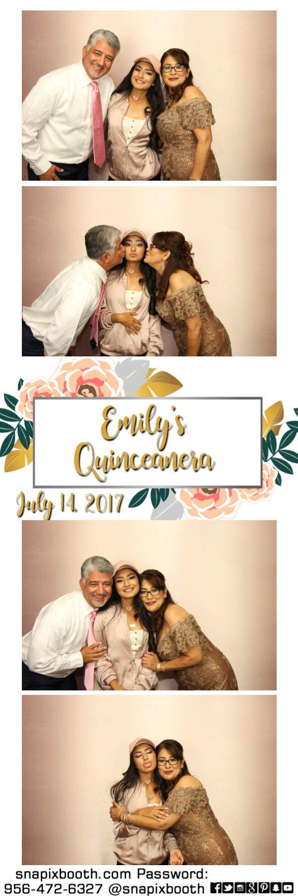 Emily's Quinceanera