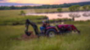 yanmar tracto with backoe, yanmar, yanmar tractor, tractor backhoe, tractor loader, frontend loader, backhoe attachment