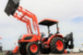 Kioti Tractor DealerKIOTI Tractor NX5510