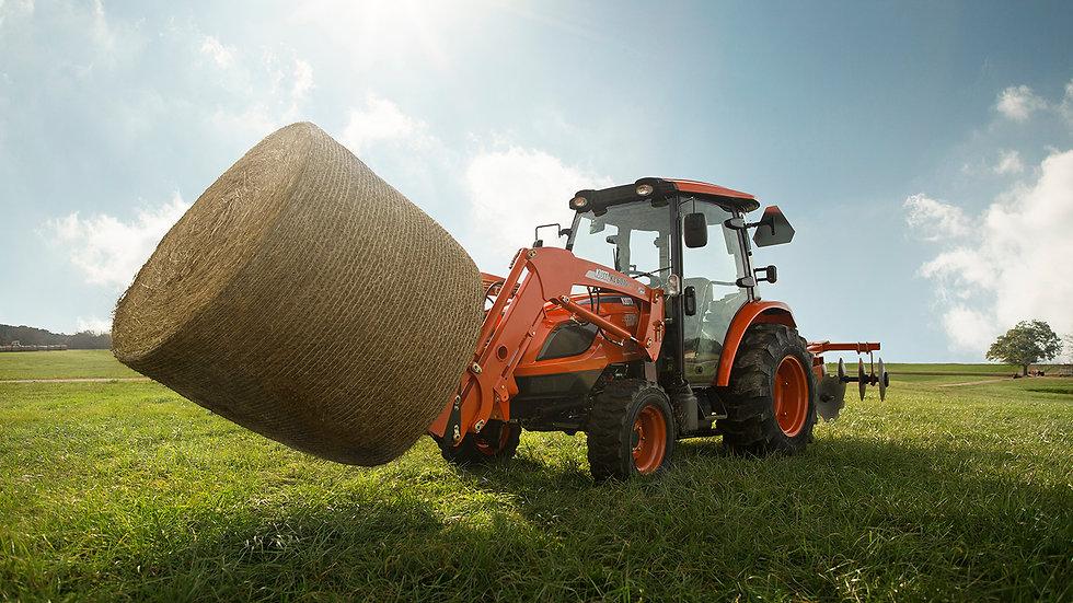 NX4510HCB-KL6010 Tractor
