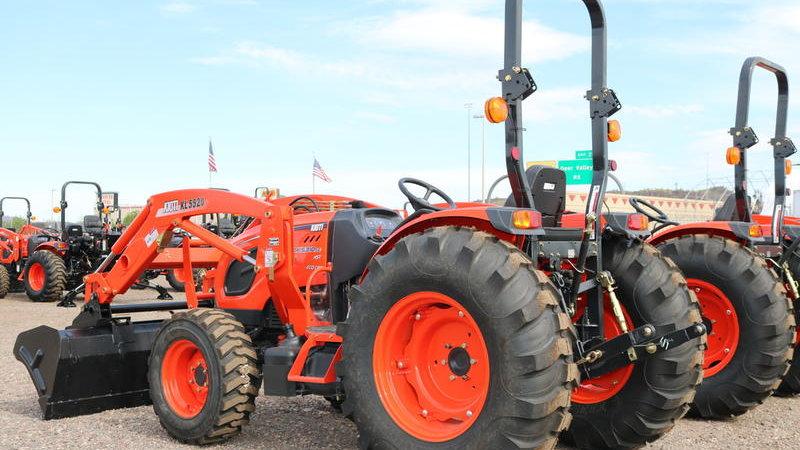 DK6010SEHB-KL5510 Tractor