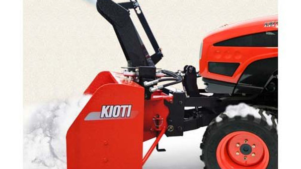 Front Mount Snow Blowers 66 inch (I-KTT-SB66A)