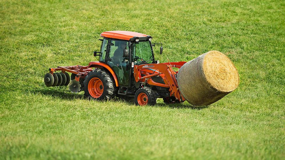 NX5510MCB-KL6010 Tractor